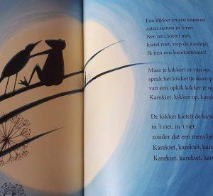 prentenboek Pak 'm bij zijn staart! 25 voorleesversjes - Paul Biegel en Jeska Verstegen